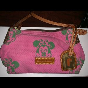Small Dooney & Bourke Minnie Mouse Purse